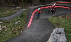 Pumptrack Sarneraatal