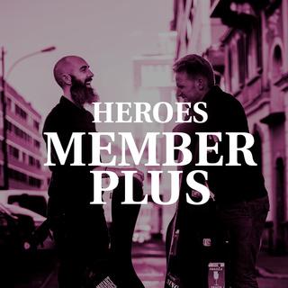 HEROES Member Plus