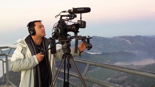 Filmprojekt mit Flüchtling aus Afghanistan