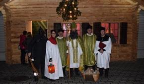 Bekleidung für die 15. Samichlausgruppe Galli-Zunft Kriens