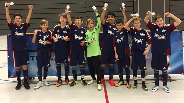 Junioren Da vom FC Perlen-Buchrain goes @BAVARIA CUP 2018