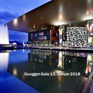 Einladung für 2 Personen an Guugger-Gala 2018